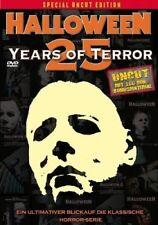 Michael Myers - HALLOWEEN - 25 Years Of Terror UNCUT SPECIAL 2 DVD BOX NEU OVP