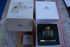 SWAROVSKI 210827 secrets-Boîte à Bijoux Cadeau RARE Neuf dans sa boîte AUTHENTIQUES