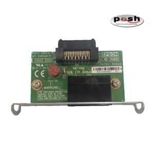 Epson Printer Power Plus USB Interface Module M186B- UB-U06- Same day Ship Free!