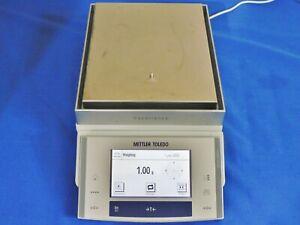 METTLER XS6002S DELTARANGE PRECISION TOP LOADING BALANCE 1200g@0.01g 6100g@0.1g
