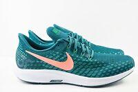 Nike Air Zoom Pegasus 35 Mens Size 12 Running Shoes 942851 300 Green