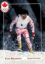 1992 Canadian Olympic Hopefuls #42 Yves Bilodeau