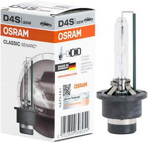 1x D4S Xenon HID 35W Bulbs Osram Xenarc Classic OEM car headlight lamps 66440CLC