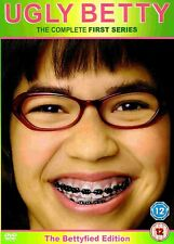 Ugly Betty - Complete First Series DVD Boxset - Bettyfied Edition | 1st  Season