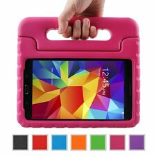 Child Kids Safe Shockproof Rubber Handle Protectors Case For Samsung Tablets New