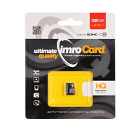 IMRO Micro SD Memory Card Scheda Memoria Microsd da 8 16 32 64 GB Classe 10