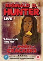 Neuf Reginald D Hunter - Live IN The Midst De Crackers DVD