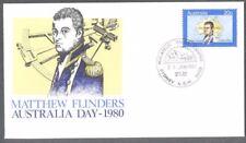 Australia-Matthew Flinders-Primo giorno di Copertura-Explorer