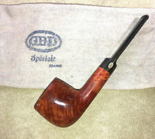 GBD SPECIALE 'REST LITE' BRIAR PIPE WITH SOCK, FRANCE