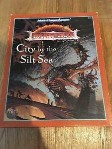 AD&D 2nd - City by the Silt Sea - Box - Dark Sun