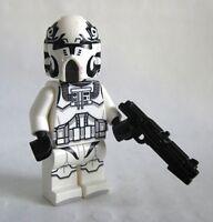 Lego CLONE Pilot WARTHOG Custom Printed Minifigure -Helmet Brickarms DC-15S