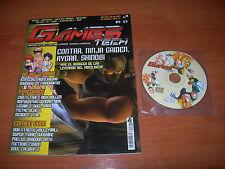 REVISTA GAMES TECH Nº2 (AÑO 2002 EN BUEN ESTADO DE CONSERVACIÓN)