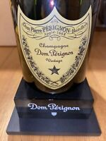Dom Perignon Dummy Display Bottle With  Stand 🔥 Champagne France NO ALCOHOL