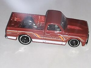 Hot Wheels ´67 Chevy C10 rot