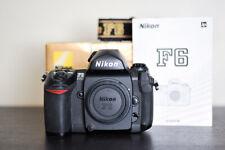 Nikon F6 35mm SLR FX Film Camera!