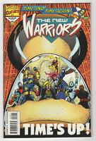 New Warriors #50 (Aug 1994, Marvel) [Glow in the Dark Cover] Darick Robertson