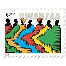 2008 42c Kwanzaa, Holiday Celebration Scott 4373 Mint F/VF NH