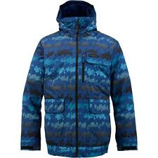 BURTON Men's TWC PRIZEFIGHTER Snow Jacket Royals Geostress XL NWT Reg$360