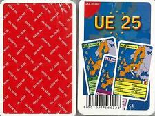 UE 25 CARTE DA GIOCO E DA COLLEZIONE DAL NEGRO