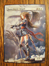 Magic the Gathering MTG altered art Eldrazi Baneslayer Angel