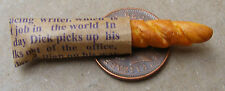 1:12 Scale French Stick In Bag Dolls House Kitchen Shop Food Loaf Accessory