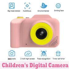 Smart Cartoon Digital Camera 5MP HD 1080P Autofocus Face Recognition For Kids