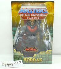 MOTUC, Hordak, Masters of the Universe Classics, MOC, sealed, MISB, figure