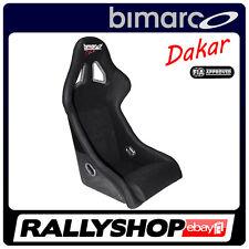 homologués FIA BIMARCO DAKAR siège baquet en fibre de verre Course Rallye