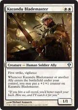 KAZANDU BLADEMASTER - MTG Zendikar Uncommon Creature