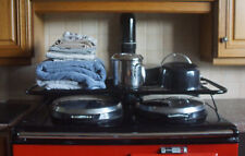 Futuris - AGA / Range Oven Drying Tower / Stand - Clothes / Pans Dryer - Black