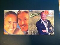 Henry Mancini 2 LP EX vinyl record lot- Best Of - Brass, Ivory & Strings -QUADRA