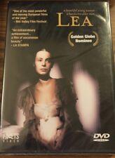 Lea (DVD, 2004, Facets Video, Ivan Fila, Lenka Vlasakova, German, Slovak) SEALED