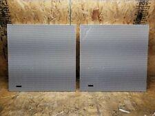 New listing Lot of 2x Valcom V-9022 Lay-In Ceiling Speakers