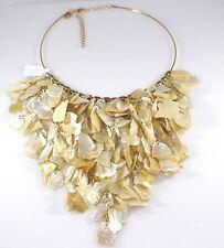 RARE! Lia Sophia Kiam Family Mother of Pearl Necklace~NWT