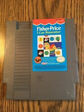 FISHER PRICE I CAN REMEMBER NES Nintendo