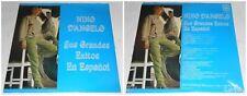 NINO D'ANGELO SUS GRANDES EXITOS EN ESPANOL LP 1984 SIGILLATO  SEALED