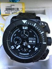 Invicta Swiss Pro Diver chrono 52mm automatic mans watch brand new with tags.