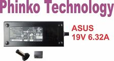 NEW Genuine Original Charger for  ASUS Laptops 19V 6.3A, 6.32A, 120W