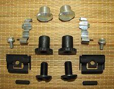 Trans Am Parking Brake Shoe Adjuster Kit / Hardware Adjusting Screw Bolt Camaro
