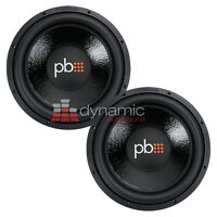 powerbass audio m d watt car subwoofer stereo dual 2 powerbass m 1504 car audio 15 svc 4 ohm m series