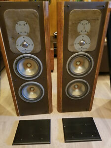 Infinity RS 111b Reference Speakers with original box