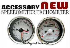 YAMAHA CHAPPY LB50 LB80 SPEEDOMETER & TACHOMETER *ACCESSORY* [K-KOSO]
