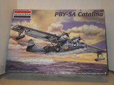 Monogram 1:48 PBY-5A Catalina Plastic Aircraft Model Kit 85-5613
