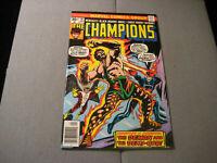 Champions #10 (1977 Marvel)