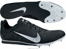 Nike Zoom Rival D Mens Running Spikes Shoes Black UK 12 333661-001 T31