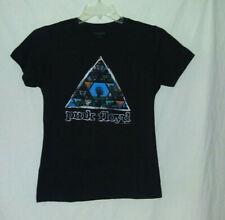 PINK FLOYD XL Black T shirt Band Concert Rock Tee Womens Retro