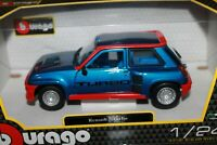 RENAULT - 5 TURBO - 1985 - BURAGO - SCALA 1/24