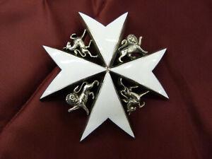 ORDER OF ST. JOHN ENAMELLED GRACE COMMANDER OFFICER MEDAL A/COMMR G W HINGSTON?