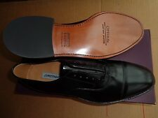 Johnston&Murphy, Melton, black, size 11, genuine leather, new in box