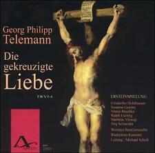 Telemann: Die gekreuzigte Liebe, TWV 5:4, New Music